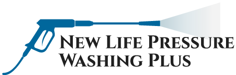 New Life Pressure Washing Plus Logo